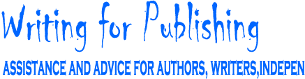 Write for publishing